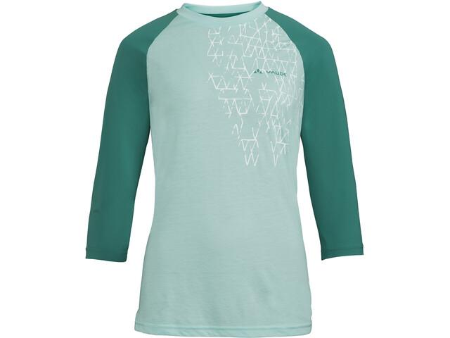 VAUDE Moab III LS Shirt Damen glacier
